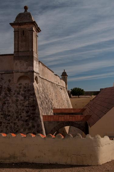 Forte de Santa Luzia, uma das peças do conjunto de fortificações declarado patrimônio em 2012