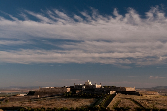 Forte de Santa Luzia, também construído no século 17