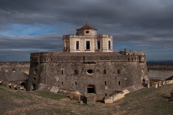 Forte de Nossa Senhora da Graça, erguido no século 18