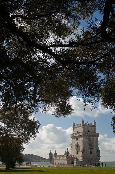 A Torre de Belém já foi usada como prisão, farol e posto de telégrafo