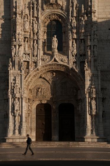 Portal Sul da Igreja de Santa Maria de Belém, Mosteiro dos Jerónimos