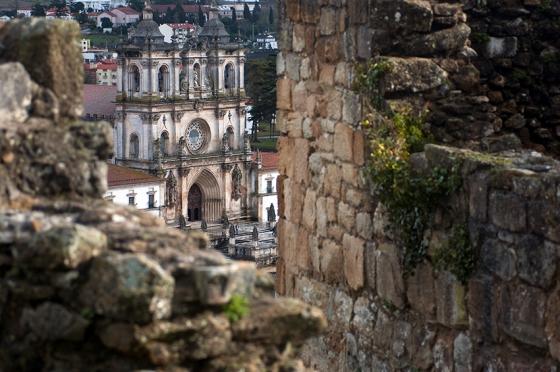 Tombado em 1989, o Mosteiro de Alcobaça fica no distrito de Leiria, centro de Portugal
