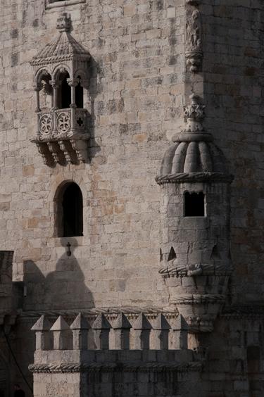 Torre de Belém, incluída na lista de patrimônios mundiais em 1983
