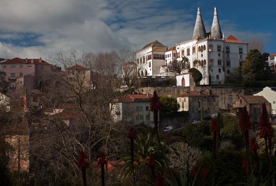 O Palácio Nacional de Sintra mantém a essência da sua configuração desde meados do século 16