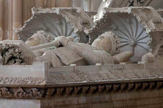 D. João esteve na lendária Batalha de Aljubarrota, travada contra o Reino de Castela em 1385