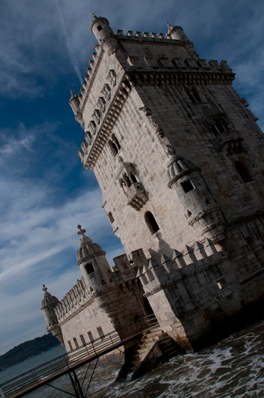 Torre de Belém: um edifício militar dos mais originais