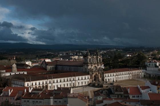 Mosteiro de Santa Maria de Alcobaça, obra-prima da arte gótica cisterciense