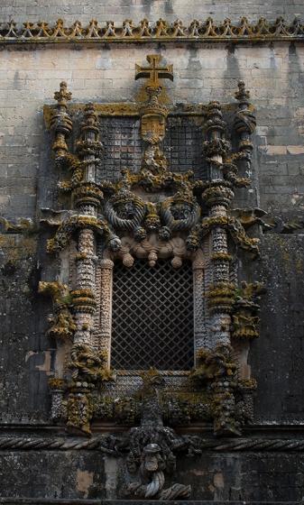 A Janela do Capítulo, máxima expressão da arquitetura manuelina