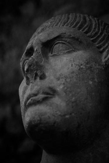 Retrato de Trajano: esculpido em vida, entre os séculos 1 e 2