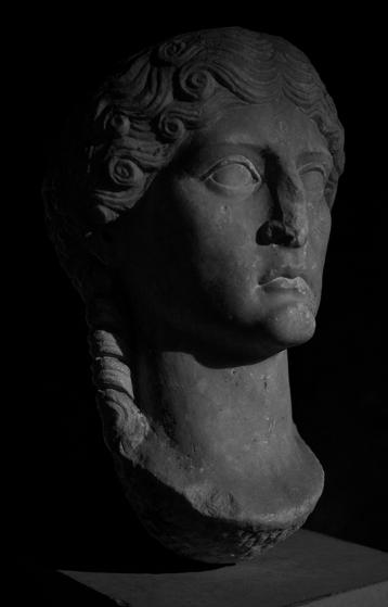 Agripina, avó de Nero: uma das peças de que mais gosto