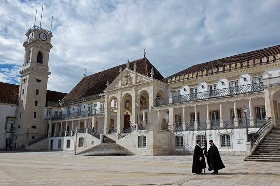 Paço das Escolas: marca indelével de Coimbra e da sua Universidade