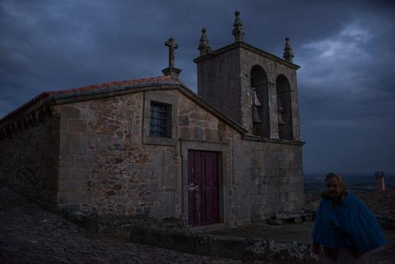 Igreja matriz de Castelo Rodrigo: fundada no século 13 pela Confraria dos Frades de Nossa Senhora de Rocamadour