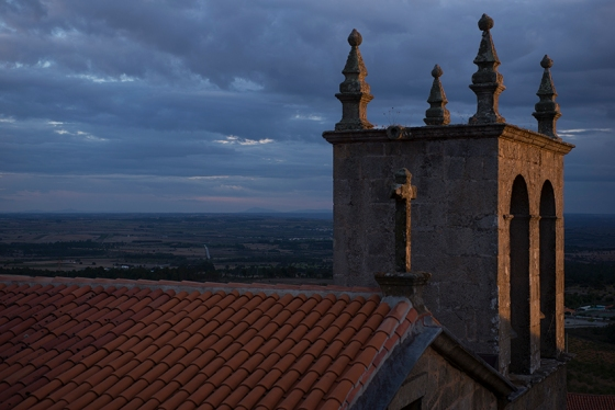 A Igreja de Nossa Senhora de Rocamador: fundada no século 13 por uma confraria de frades hospitaleiros
