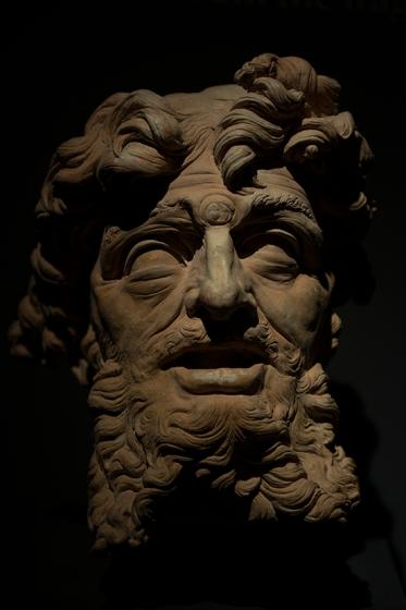 Cabeça sem corpo: um dos nove apóstolos desconhecidos
