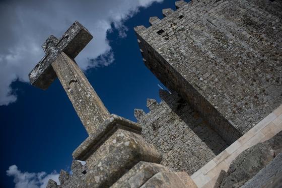O castelo medieval de Trancoso: doado à Ordem do Tempo em 1185