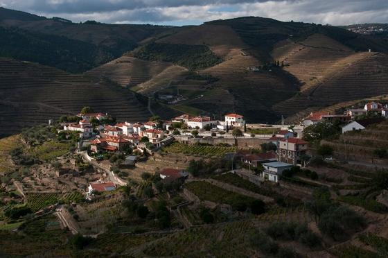 O povoado de Vale de Mendiz: sede da Wine & Soul, um dos produtores mais respeitados do Douro