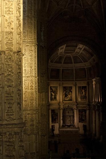 Igreja de Santa Maria de Belém, Jerónimos, Lisboa