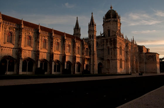 Mosteiro dos Jerónimos, em Lisboa: relação com a primeira capital da Amazônia brasileira