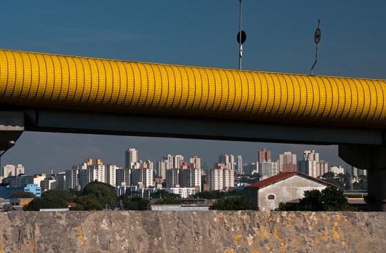 A cidade de São Paulo: maior do Brasil e terceira mais populosa do mundo, com 20 milhões de habitantes