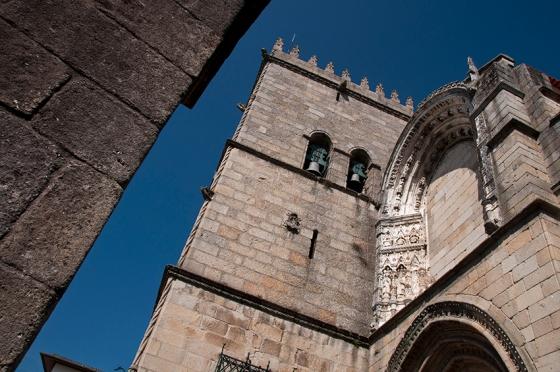 Nossa Senhora da Oliveira, Guimarães: arquitetura gótica do norte de Portugal