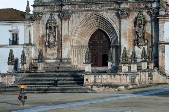 A abadia é um retrato da importância que os cisternienses tiveram na história de Portugal
