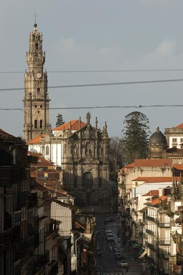 Torre dos Clérigos: 75 metros e 240 degraus até o topo