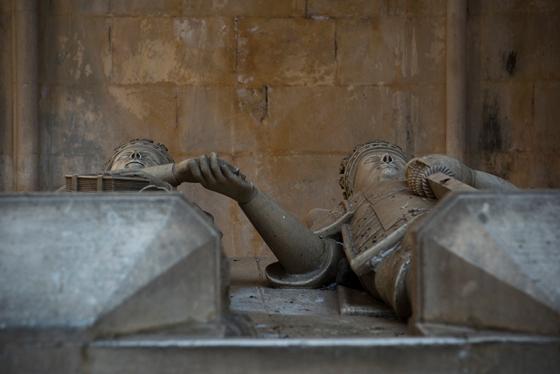 Túmulo de D. Duarte e D. Leonor, Capelas Imperfeitas, Mosteiro da Batalha