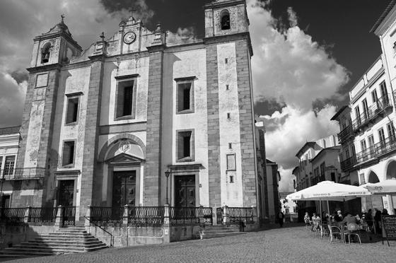 Igreja de Santo Antão: uma das mais importantes de Évora