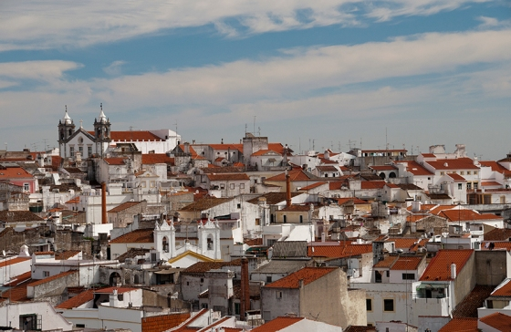 Centro histórico de Elvas