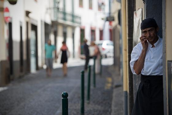 Rua de Santa Maria, Zona Velha do Funchal
