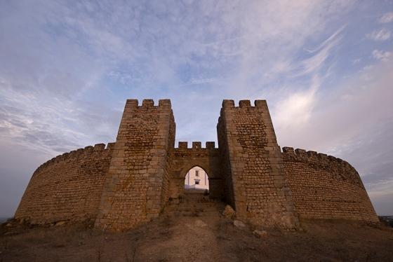 Castelo de Arraiolos: um dos raros exemplos no mundo de planta circular