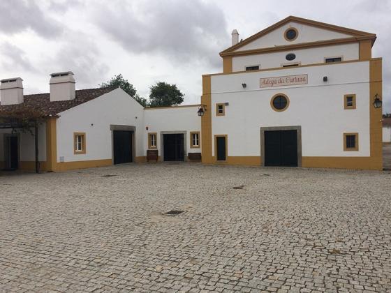 Cartuxa, produtora de lendário Pêra-Manca: a apenas 2 km do centro histórico de Évora