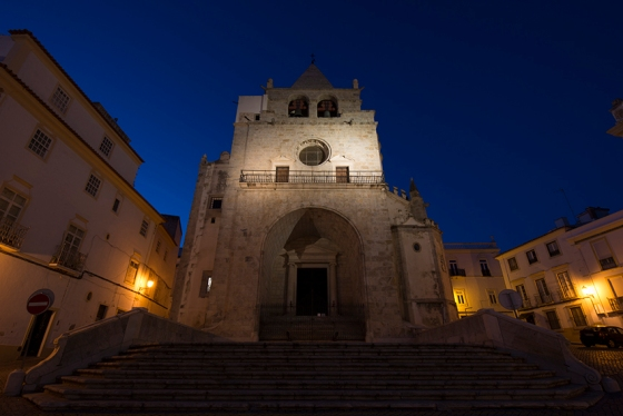 A Igreja de Nossa Senhora da Assunção, antiga Sé de Elvas