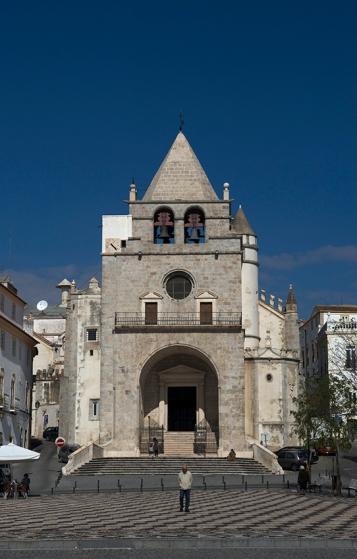 Igreja de Nossa Senhora da Assunção, antiga Sé de Elvas