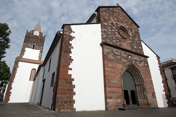 Sé do Funchal, o mais poderoso templo católico durante 22 anos no século 16