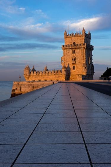 Torre de Belém, mandada construir por D. Manuel I há 500 anos