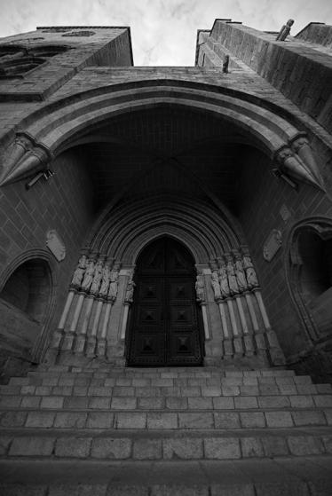 Pórtico principal, Sé Catedral de Évora