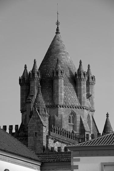Torre-lanterna, Sé Catedral de Évora
