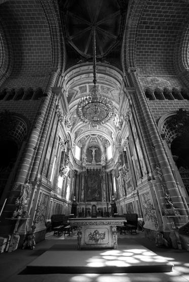 Capela-mor, Sé Catedral de Évora