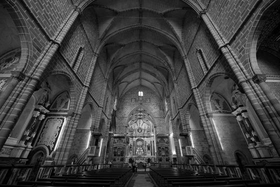 Nave, Igreja de São Francisco