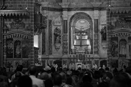 Capela-mor, Igreja de São Francisco