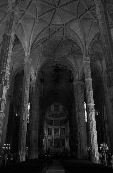 Igreja de Santa Maria de Belém, Mosteiro dos Jerónimos