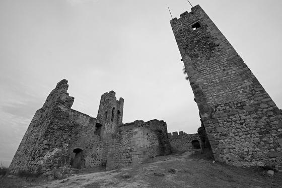 O castelo por outro ângulo