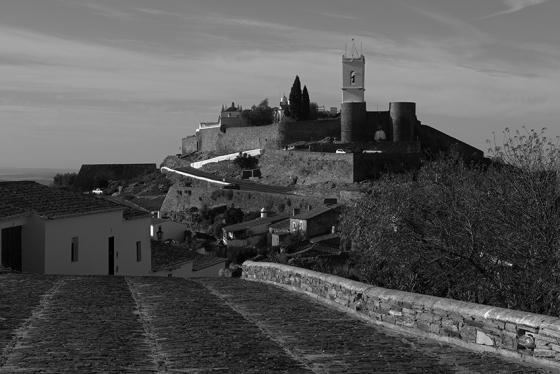 O centro histórico de Monsaraz
