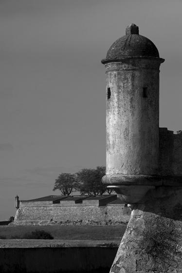 A muralha de Elvas