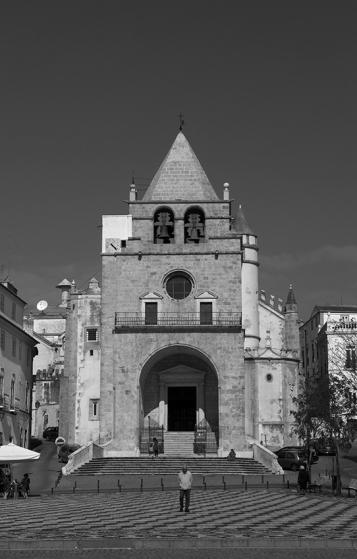 Igreja de Nossa Senhora da Assunção, antiga Sé da cidade