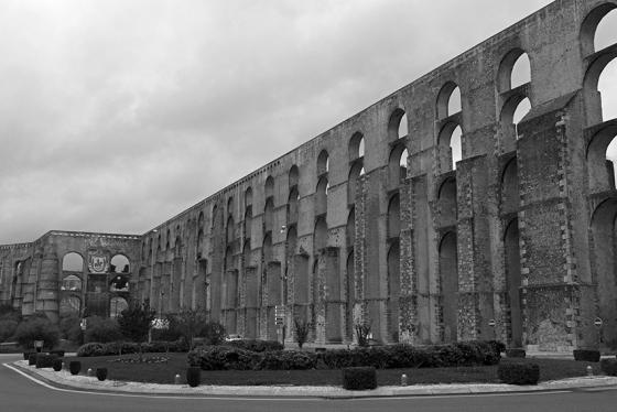 Aqueduto da Amoreira, o maior da Península Ibérica