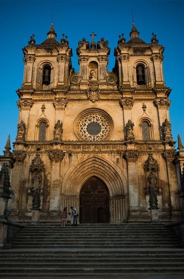 Mosteiro de Alcobaça, uma obra-prima do gênio criativo da humanidade