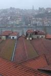 O centro histórico do Porto visto de Vila Nova de Gaia