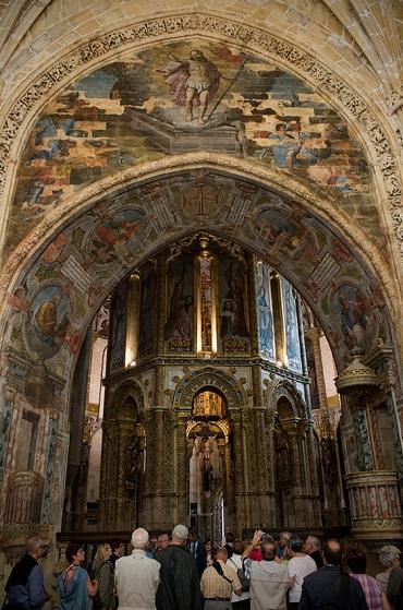 Convento de Cristo, 2014